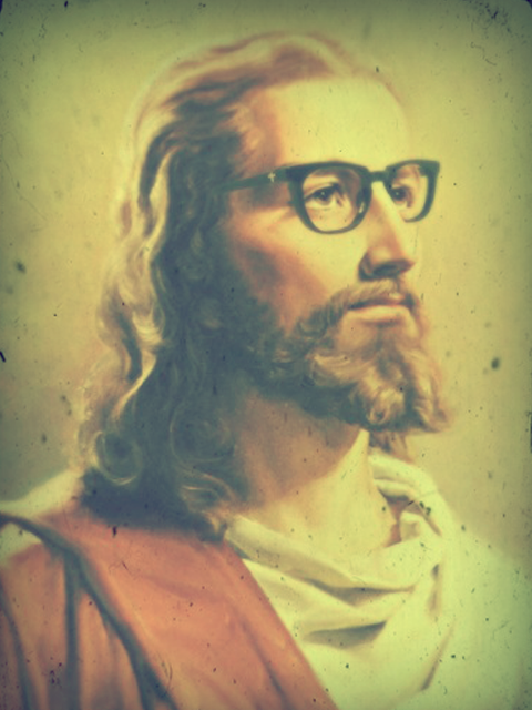 Bilde fra http://treadinggrain.com/2013/hipster-jesus-the-impossibility-of-making-christianity-cool/hipster-jesus/