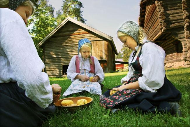Foto: MONA LANGSET, VG, http://www.vg.no/forbruker/reise/reisereportasjer/sommerferie-i-gamledager/a/23268722/